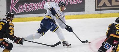 Skellefteå Kraft Arena Skellefteå AIK match mot HV71 i SM-slutspelet 2013 2014  SHL 5db2c1c5f70c4
