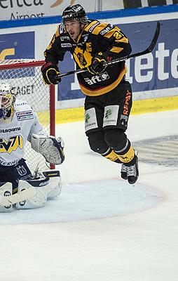 Skellefteå Kraft Arena och Skellefteå AIK kvartsfinal match mot HV71 i SHL  i SM-slutspelet d663bc9330ac5